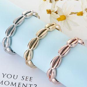 Bracelet Coquillage Alliage Bracelet Série Ocean Wind