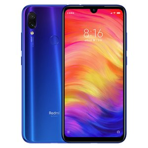 Original Xiaomi Redmi Note 7 4G LTE Mobile Phone 3GB RAM 32GB ROM Snapdragon 660 AIE Android 6.3