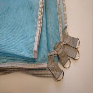 Beach Mat Portable Blue beach mat Anti-slip Rug Outdoor for support drop 1385 V2