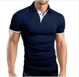 Mens Designers Polo T Shirt Fashion Men S Casual Tshirt Man Clothing Street Shorts Sleeve Tees Clothes Tshirts