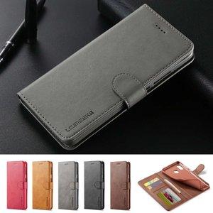 Habitação Coque Lite Learn + Silicones Flip Cover A2 Telefone para Xiomi Mi A 2 A2lite Mia2 Case Carteira