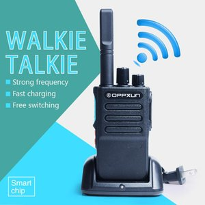OPX-GD-6 Walkie Talkie Portable Ham Radio Station Single Band UHF 400-470MHz 8W Two Way Car Cb Transceiver Telefon