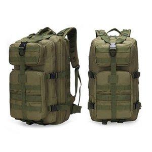 حقيبة يد عملي دائم 35L 800D للماء أكسفورد حقل بقاء التخييم حقيبة الرباط الخصر نزهة في الهواء الطلق أكياس