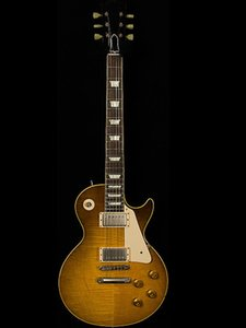 Aged Relic Quality Electric Guitar, Small Pin Bridge