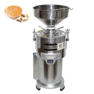 Tahini Machine Commercial Burro di arachidi Burro elettrico Piccola casa Automatic Grinder Refiner Processori
