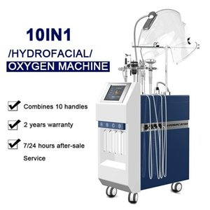 10 in 1 hyperbaric oxygen jet peel   oxygen therapy facial machine   hydra dermabrasion