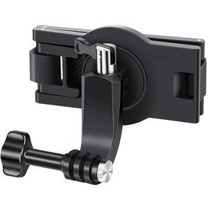 Other Accessories Camera Backpack Clip Belt Holder Hanging 360 Degree Rotating Bag For Go Pro 9 8