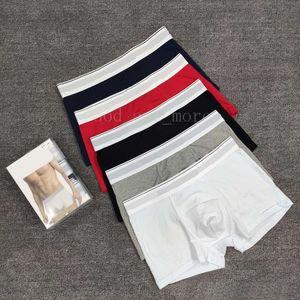 Moda Gençlik İç Çamaşırı Külot Boxer Külot Pamuk U-Convex Tasarım Kalça Kaldırma Sportif Nefes Göbek Pantolon