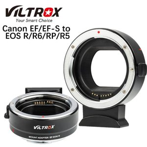 Lens Adapters & Mounts Viltrox EF-EOS R Adapter Ring Mount Focus For EOS EF EF-S To RF Camera R6 RP R5