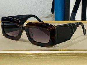Sunglasses For Women style 0811 Anti-Ultraviolet Retro Plate square Full Frame fashion Eyeglasses Random Box