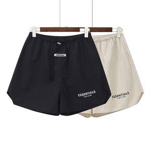 Designer OW monc men women essential 100% cotton shorts pants Fear Of God FG trousers drawers designs fog lulu Leggings Couples Tee Male Top sports Beach cc earring