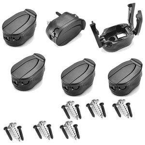 PCs Golf Ball Pick Up Retriever Grabber Claw Sucker Tool Mini Foldable Plastic Accessories Training Aids