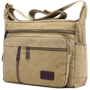 حقائب الكتف قماش الرجال عارضة حمل السفر الرجال حقيبة crossbody الفاخرة رسول الأزياء عالية الجودة حقائب اليد حقائب