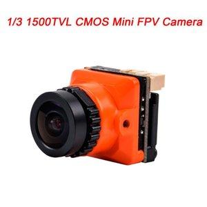 Digital Cameras 1 3 CMOS 1500TVL B19 Mini FPV Camera 2.1mm Lens Power 5V-30V PAL   NTSC With OSD Internal Adjustable For RC Racing Drone