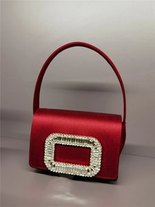 Be020High-end women's bag with pearl button soft evening bags handmade patchwork color fashion boutique lady handbag