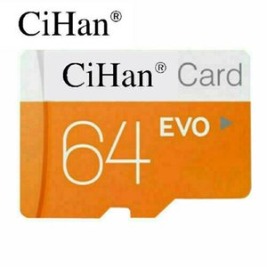 CiHan Micro SD Cards 64G Class10 TF Memory Card Ultra Flash Memories for Camera