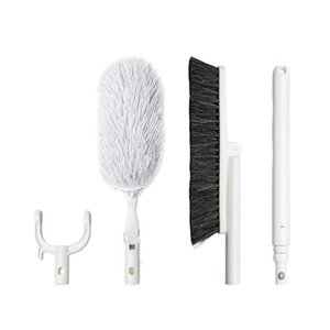 Dusters 3 In 1 Adjustable Long Handle Duster Bendable Housework Dust Cleaning Brush For Home Furniture Car Dr