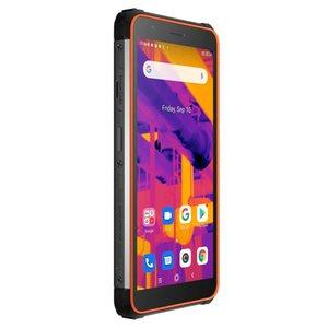 Blackview BV6600 Pro Thermal Rugged Phone Waterproof Dustproof Shockproof 4GB+64GB Android 11 MTK Helio P35 Octa Core 8580mAh 4G