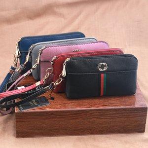 2021 New Mobile Phone Bag Women's Handbag Small Fashion Shell Grab Trend Zero Walletwallet