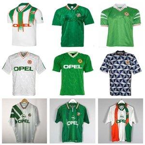 Ретро Винтаж 1988 1990 1992 1994 1995 1996 1997 1998 Ирландия Футбол Футбол Футбол Футболка Национальный 90 Кубок мира Северная Ирландия 1993 Комплекты
