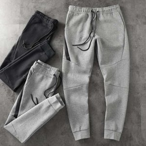 2019 new Mens Designer Tech Fleece Sport Pants Trousers Hip Streetwear Men's Sport Brand Space Cotton Running pants SIZE: M-XXL