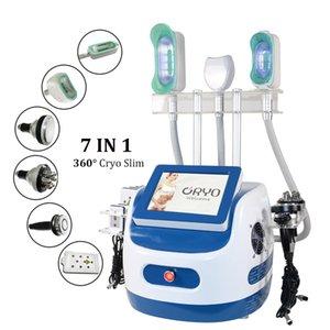 7 в 1 Lipo лазерная липосакция для похудения машина неинвазивный корпус контурная лазевая система 650 нм Липолязер анти целлюлит