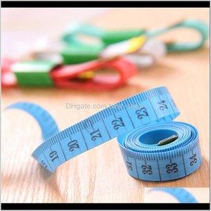 150M Multi Function Mini Measuring Ruler Colorful Convenient Bendable Tape Measure Durable Wear Resistant Tapes Onrni Eotgi
