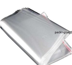 Clear Self-adhesive Cello Cellophane Bag Self Sealing Small Plastic Bags for Candy Packing Resealable edible