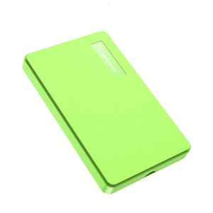 Color plastic solid state mobile 1t portable 3.0 interface high-speed compact mini 2.5-inch external hard disk drive