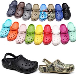 36-47 fashion Slip On Casual Beach Clogs Waterproof Shoes men Classic Nursing Clog Hospital Women Slippers Work Medical Sandals 101