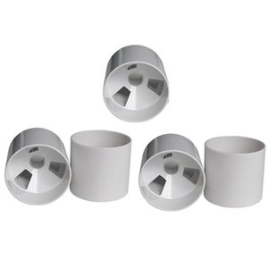 Golf Hole Cup Rings For Putting Green Standard Plastic Training Ball Socket Accessory Outdoor Practice Aids