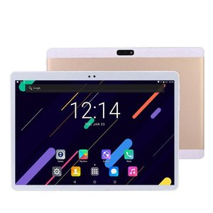 Tablet PC 2021 10.1 Inch 6G+128GB Android 9.0 Phone Black 4G Dual SIM Octa CORE 4GB IPS 1280*800 Screen Tablets