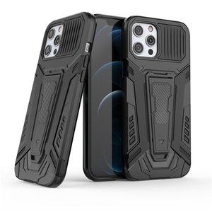 Chariot 자동차 디자인 iPhone 12 미니 11 Pro Max X XS XR 6 7 8 플러스 삼성 S21 울트라 하이브리드 TPU PC Kikstand 마그네틱 홀더 Shockproof 슬림 커버