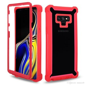 3 in 1 Defender Cases For Samsung A10 A10S A10E A20S A20 A20E A30 A70 A70S M10S A30S A50 Hybrid Combo Hard Back Cover