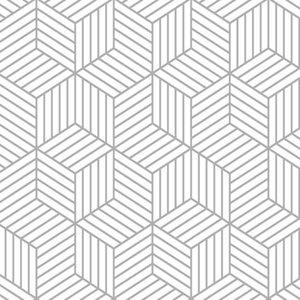 Обои для очистки и палочки обои Съемная контактная бумага самоклеящаяся геометрия для настенного покрытия для стены.