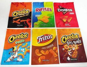 Jokesup Cheetos رقائق Runtz مايلر أكياس 1 أوقية 600 ملليطام
