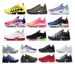 2021 tn plus se أحذية المدربين الثلاثي الأسود hyper الأزرق يعني الأخضر في جميع أنحاء العالم الدخان رمادي أوريو رجل إمرأة الرياضة أحذية رياضية 40-46