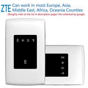 Unlocked ZTE MF920U 4G LTE WiFi Mobile wireless Hotspot Router 150M modem