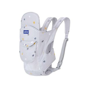 Carriers, Slings & Backpacks 1Pc All-position Baby Carrier Comfort Born Waist Stool Front And Back Sling