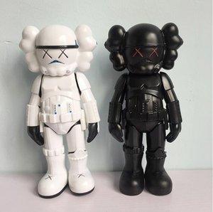 Popular 26CM 0.8KG Originalfake K A W S Stormtrooper Companion The famous style for Original Box Action Figure model decorations toys gift