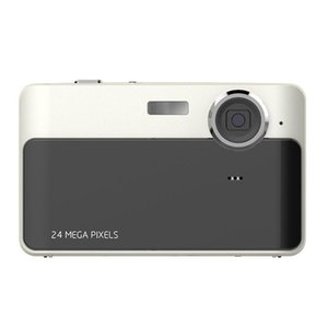 Digital Camera Mini Video Point 2.4Inch HD Students For Kids Teenagers Beginners Cameras