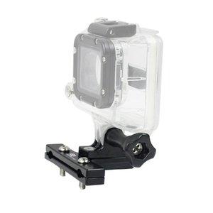 Adattatore di montaggio della fotocamera della serratura della serratura della barra della bicicletta di BGning della bicicletta della bicicletta BGning W / Thumb Long Vite per / INSTA360 AKASO Treppiedi d'azione ACKASO
