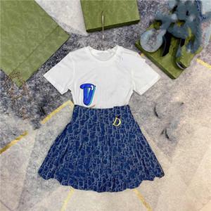 2020 Summer Fashion Children's Short Sleeve Shorts Two Piece Set 08