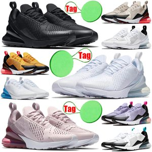 university red 270 men women running shoes triple black white USA cactus outdoor mens womens trainers sports sneakers runners size 36-45