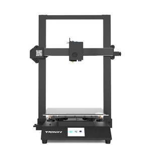 Tronxy Est 3D Printer With Printing 330*330*400mm Open Source Silent Mainboard Detachable BMG Direct Extruder XY-3 PRO-V2 Printers