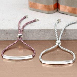 الفولاذ المقاوم للصدأ أنابيب الجوف محفورة طويلة العلامة التجارية التنين مقياس مضفر حبل زوجين عقدة سوار WHR2