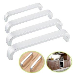 Handles & Pulls Aluminum Long Knob Cabinet Furniture Door Knobs Bedroom Closet Dresser Kitchen Drawer Xqmg Hardware