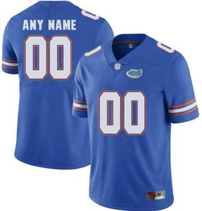 Professional Custom Jerseys NCAA Florida Gators Football Jersey Logo Any Number And Name All Colors Mens Football Jersey A