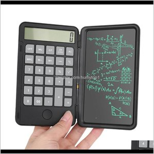 Calculadora Handwriting 60 pulgadas Escribir Portátil Portátil LCD Gráficos Peluques Sin papeles con herramientas de Cysgg recargable LWUXL