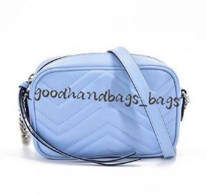 높은 품질의 새로운 스타일 여성 핸드백 실버 체인 어깨 가방 크로스 바디 Soho 가방 디스코 메신저 가방 지갑 지갑 지갑 6 색 # 858